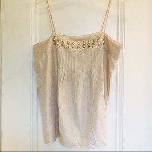 JOSEPHINE CHAUS embellished top
